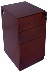 Optional Mahogany Veneer Box/Box/File Drawer
