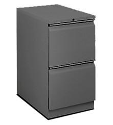 File/File Steel Pedestal
