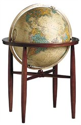 "20"" Illuminated Finley Globe"