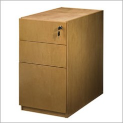 "Box/Box/File Pedestal File for 30"" Desk"