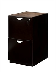 "File/File Pedestal for 36"" Desk"
