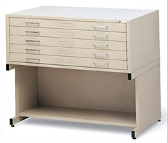 "Flat Files For 24"" x 36"" Sheets"