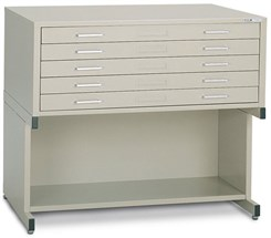 "Flat Files For 36"" x 48"" Sheets"