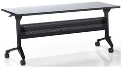 60�W x 18�D Flip-N-Go Table
