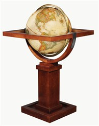 "Frank Lloyd Wright® 16"" Floor Globe"