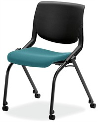 HON Motivate Armless Stacking/Nesting Chair