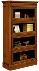 Four Door Barrister Bookcase