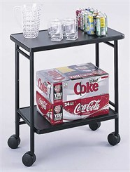 Folding Office / Beverage Cart