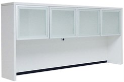 Glass Door Hutch