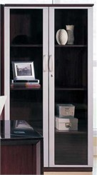 Glass Door Wall Cabinet
