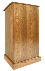 Graduate Oak Lectern