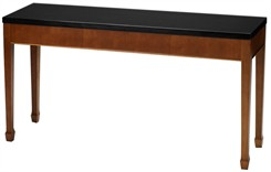 Granite Top Occasional Tables - Sofa Table