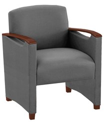 Somerset Guest Chair in Upgrade Fabric or Healthcare Vinyl