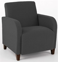 Siena Guest Chair in Upgrade Fabric or Healthcare Vinyl