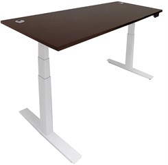 "72""W x 28""D Electric Lift Height Adjustable Table"