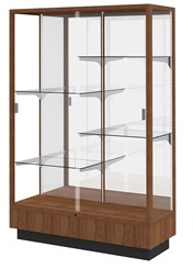 Heritage Trophy Locking Display Case