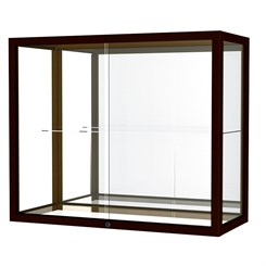 Heirloom Single Shelf Wall Mounted Display Case