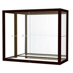 Heirloom Single Shelf Wall Mounted Display Case