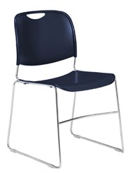 Hi-Tech Compact Stack Chair