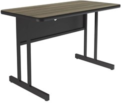 High-Pressure Laminate Computer Tables