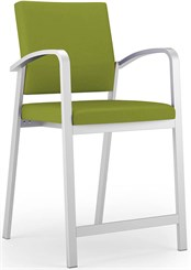 Newport Hip Chair in Standard Fabric or Vinyl