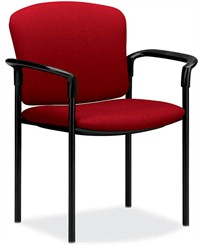 Hon 4071 Pagoda Stackable Guest/Conference Chair