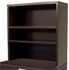 Open Bookcase Hutch