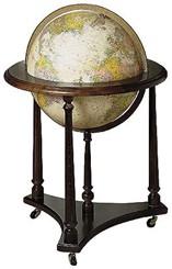 """16"""" Illuminated LaFayette Globe"""
