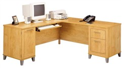 Large L-Desk