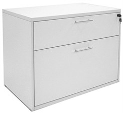 White Box/Lateral File Storage Unit