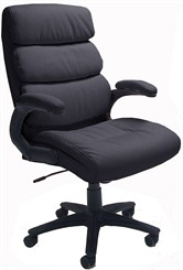 Leather Office Chair in White or Black