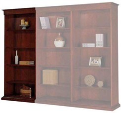 Left Hand Facing Bookcase