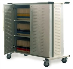 Letter / Legal Shelf File Cart