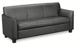 Leather Reception Series - Sofa