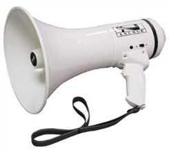 Little Big Horn Powered Megaphone