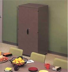Locking Conference Room Video Center