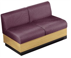 Contempo Loveseat in Healthcare Vinyl