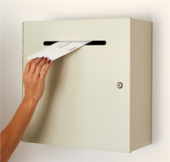 Mail Collection Letter Drop Box
