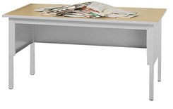 "60""W Height Adjustable Work Table"