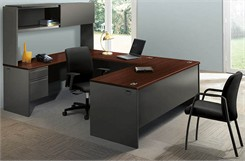 Manager's U-Desk