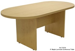Maple Laminate Tables In Stock from 6'-24'!