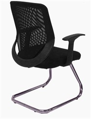 Mesh Guest/Conference Chair (Back View)
