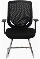 Mesh Guest/Conference Chair (Front View)