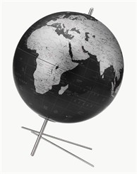 12&quot; Mikado Desktop Globe
