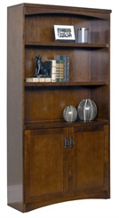 Mission Lower Door Bookcase