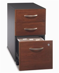 Mobile 3-Drawer Pedestal