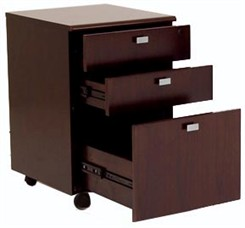 Mobile Drawer Pedestal