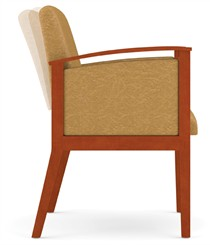 Motion Chair in Upgrade Fabric or Healthcare Vinyl