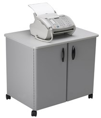 Mobile Utility Cabinet w/ Steel Exterior