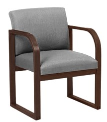 Oak Frame Conference Chair